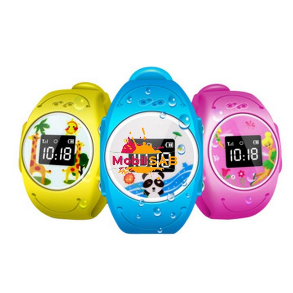 Детские умные часы Smart Baby Watch Q520 Aqua (арт. 41657) 72e34ed9a845f